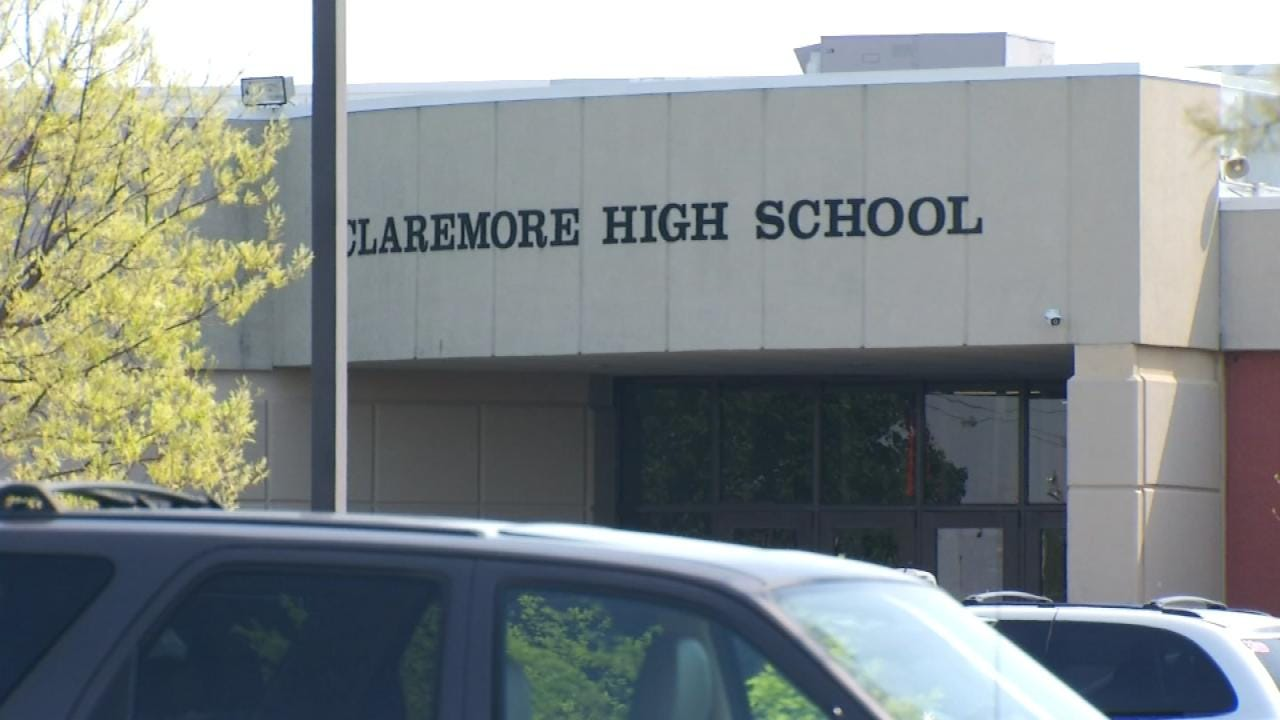 Claremore Student Arrested After Bringing Loaded Gun To School
