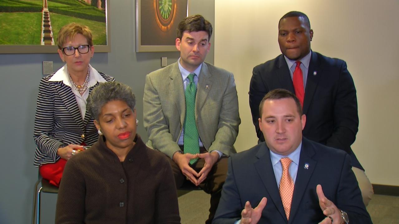 Oklahoma House Democrats Propose Budget Plan