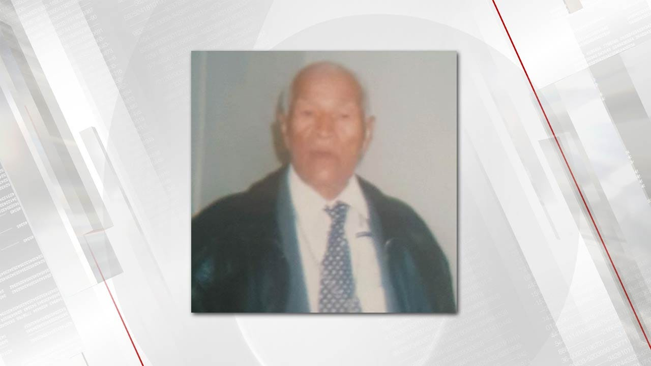 Silver Alert Issued For 94-Year-Old Tulsa Man