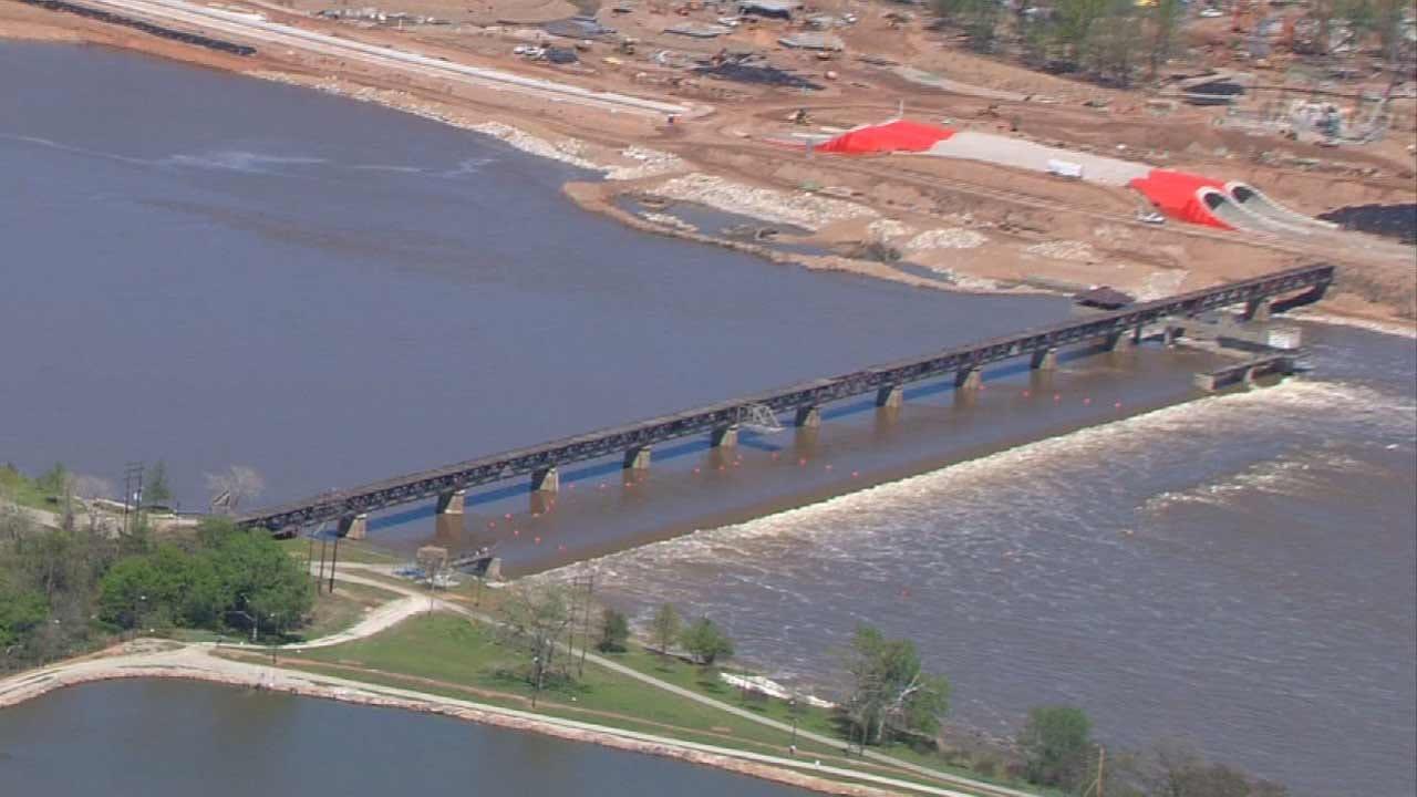 Tulsa Pedestrian Bridge Design Ideas Deadline Nears