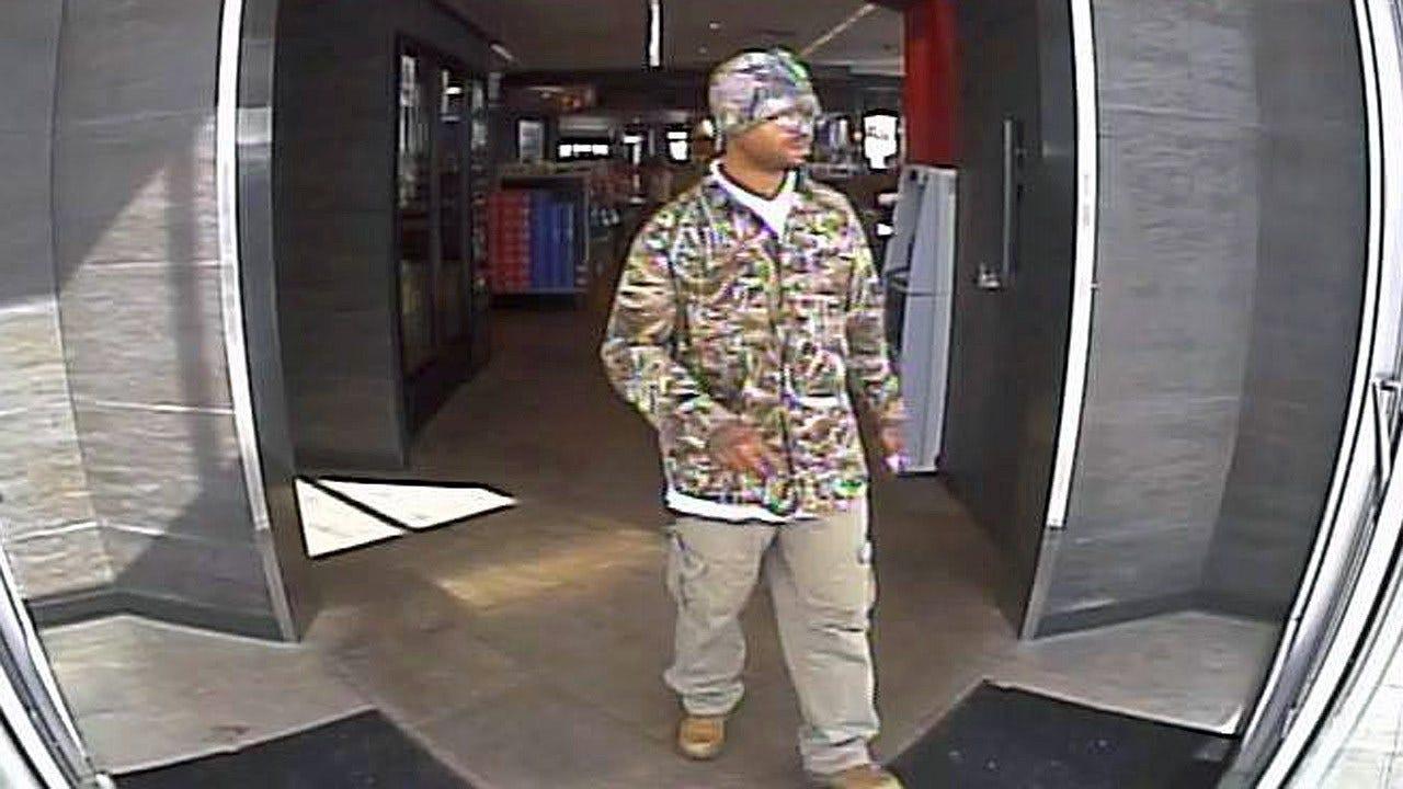 Tulsa Police Seek Identification Of Person Of Interest