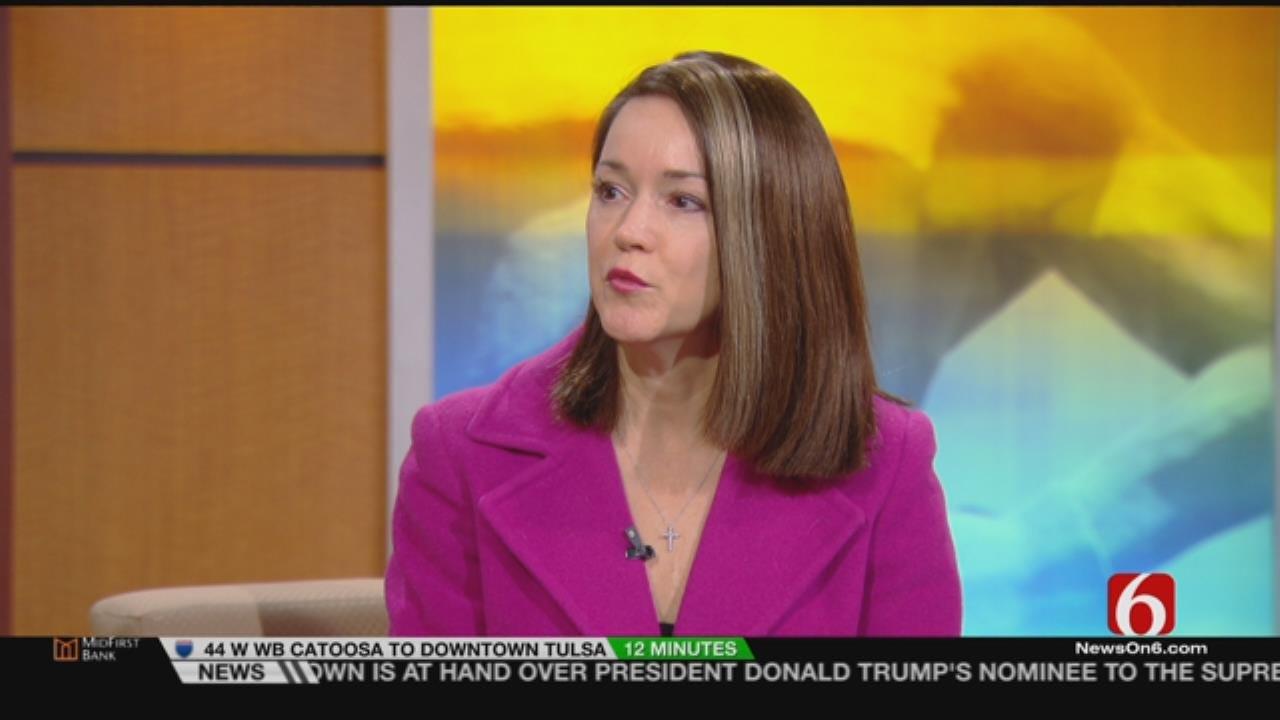 Tulsa Public School's Dr. Deborah Gist Talks About Proposed Budget Cuts