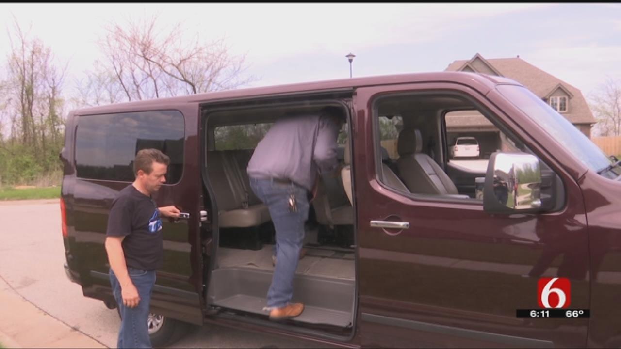 Tulsa Rideshare Company Helps People Get To Job Interviews