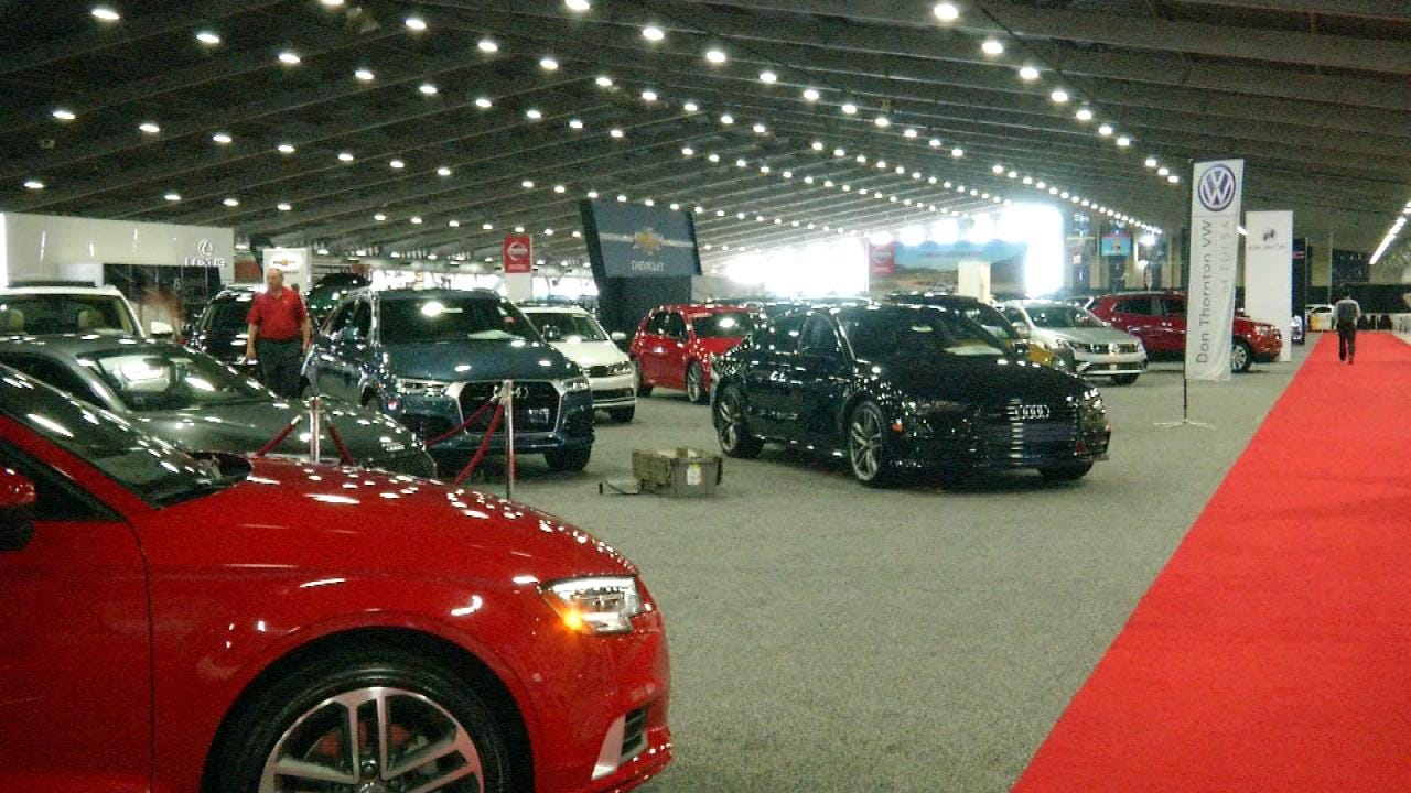 100th Tulsa Auto Show Going On This Weekend