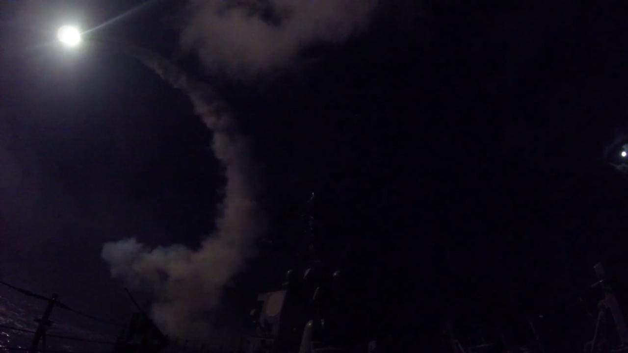 Russia Reacts To U.S. Missile Strike In Syria