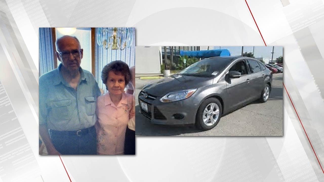 Silver Alert Canceled After Elderly Tulsa County Couple Found