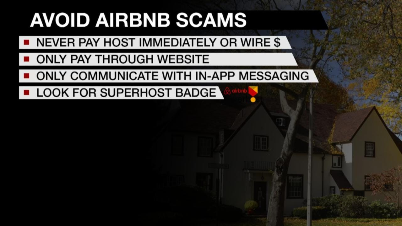 Tulsa Woman's Home Used As Fake Listing In Airbnb Scam