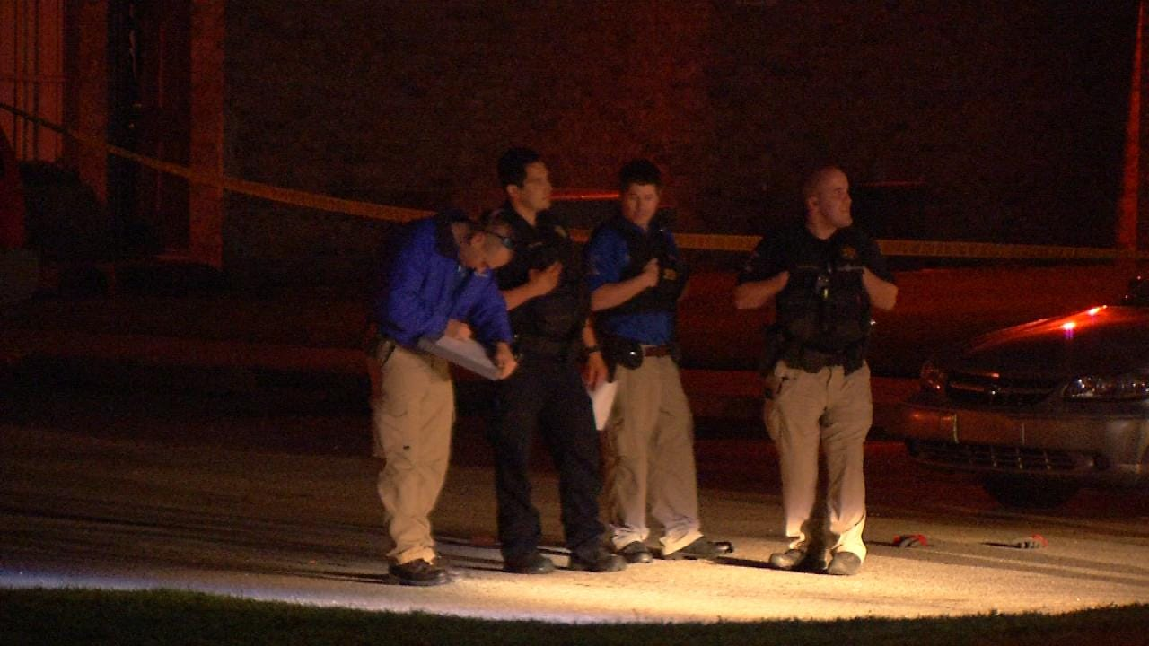 Tulsa Suspect Shot In The Groin Trying To Steal Man's Sneakers