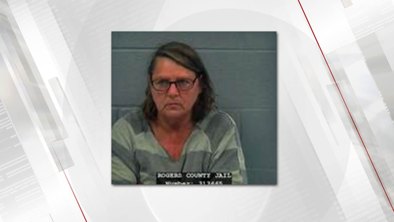 OSBI: Rogers County Woman Jailed After Child Dies Of Overdose