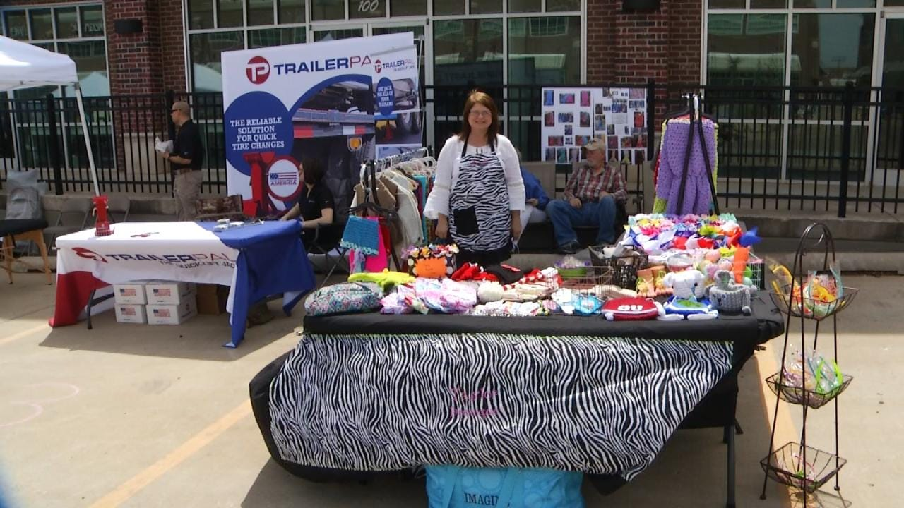 South Tulsa Monthly Market Hosts Launch Event