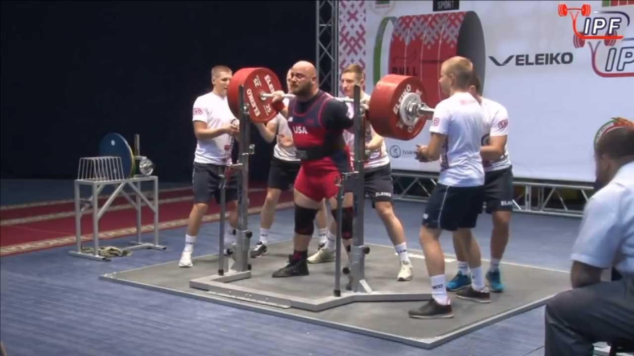 Coweta Powerlifter Now World Record Holder