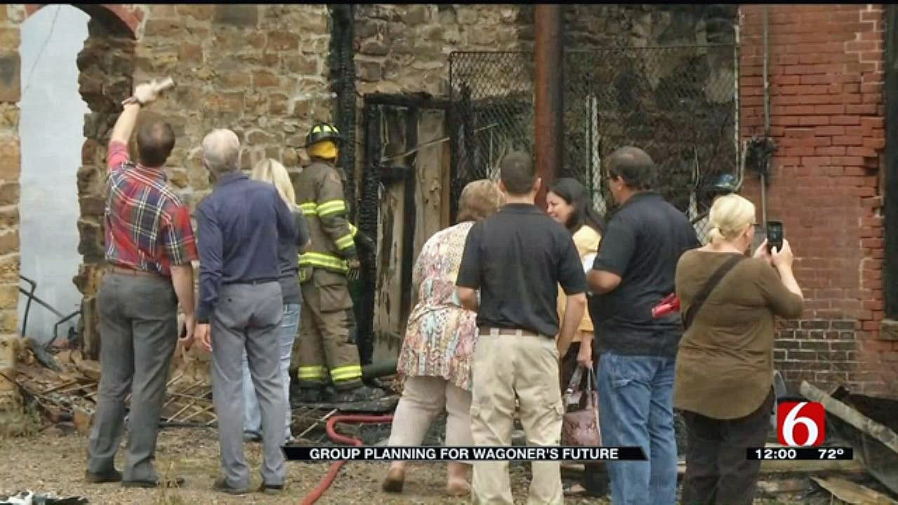 Group Wants To Help Wagoner Businesses Recover