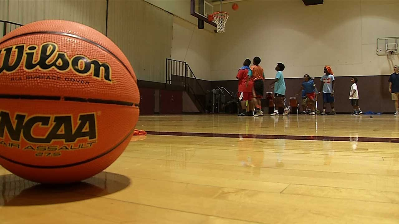 Midnight Basketball Offering More Than Wins, Losses To Tulsa Youth