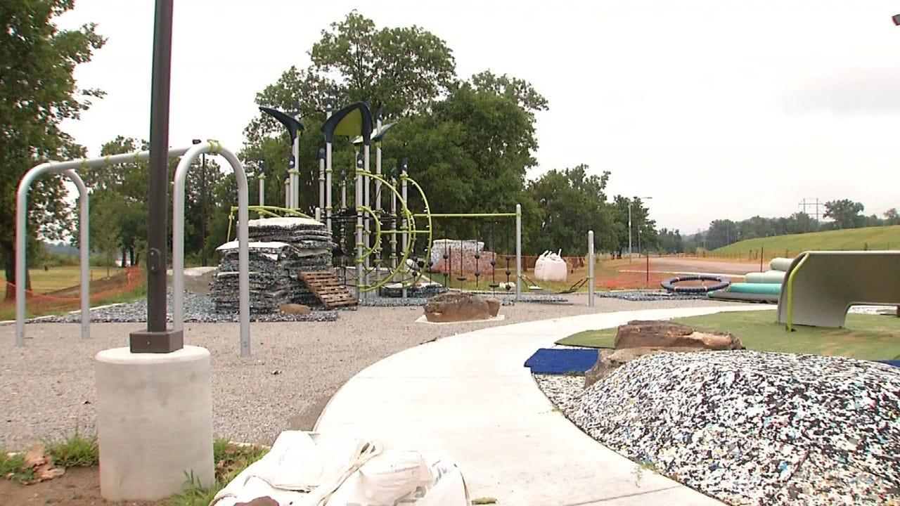 New Sand Springs Festival To Unveil Revitalized City Park