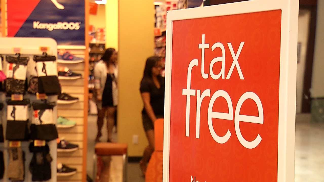 Oklahoma's Tax-Free Holiday This Weekend