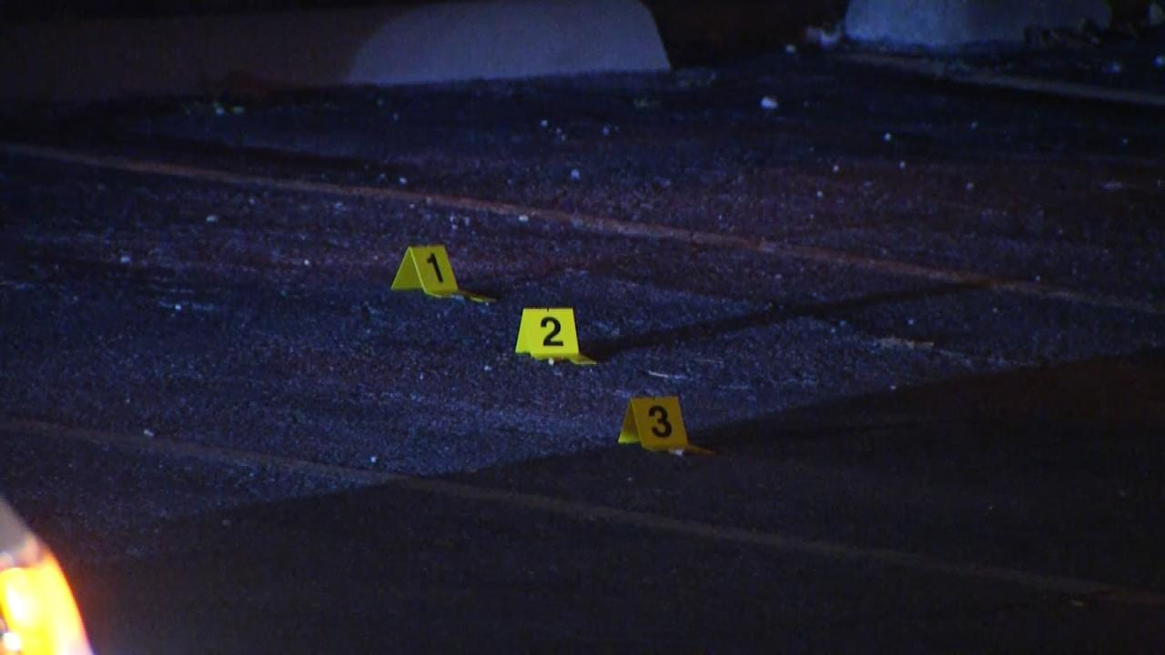 One Dead, Another Critical After Tulsa Shooting, Crash