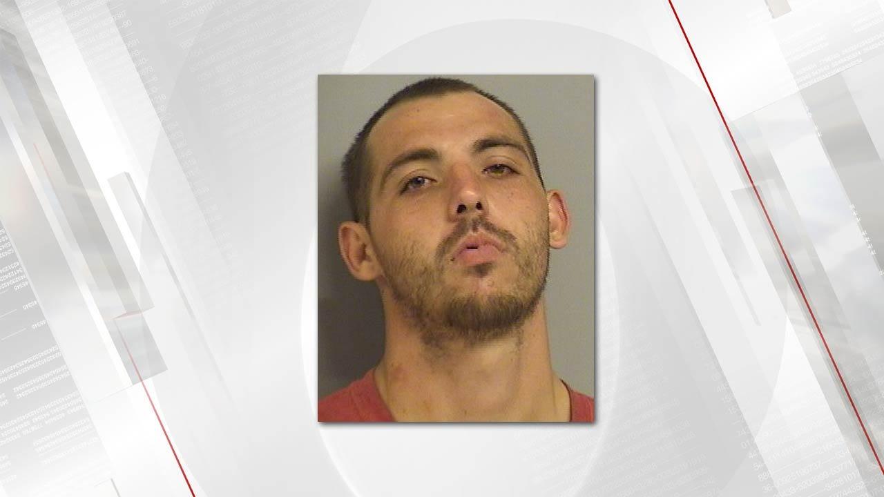 Tahlequah Man Arrested After Tulsa Police Chase