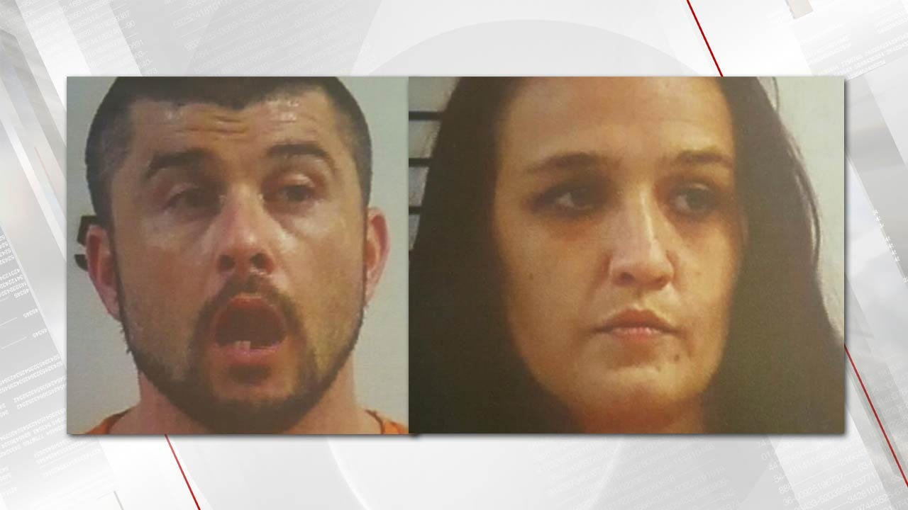 $500,000 Of Meth Found Buried Behind LeFlore County Home