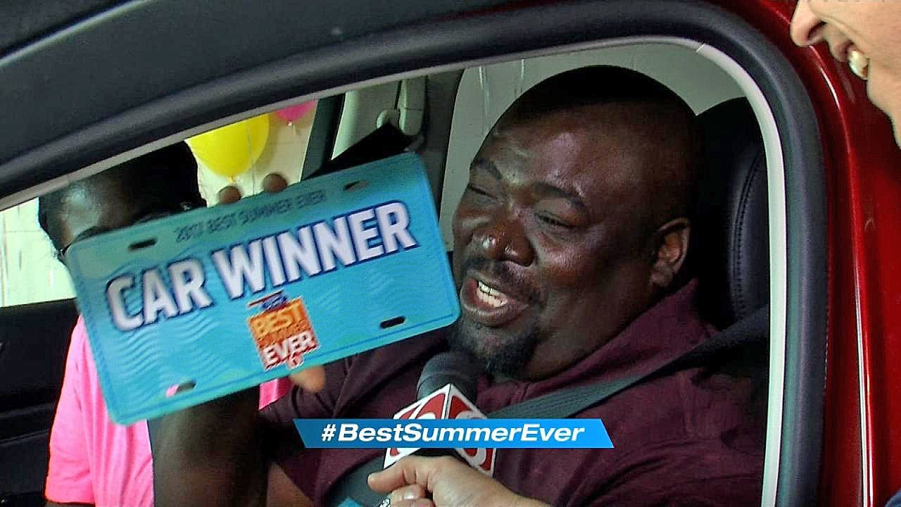 Broken Arrow Man Wins New Ford Edge In Best Summer Ever
