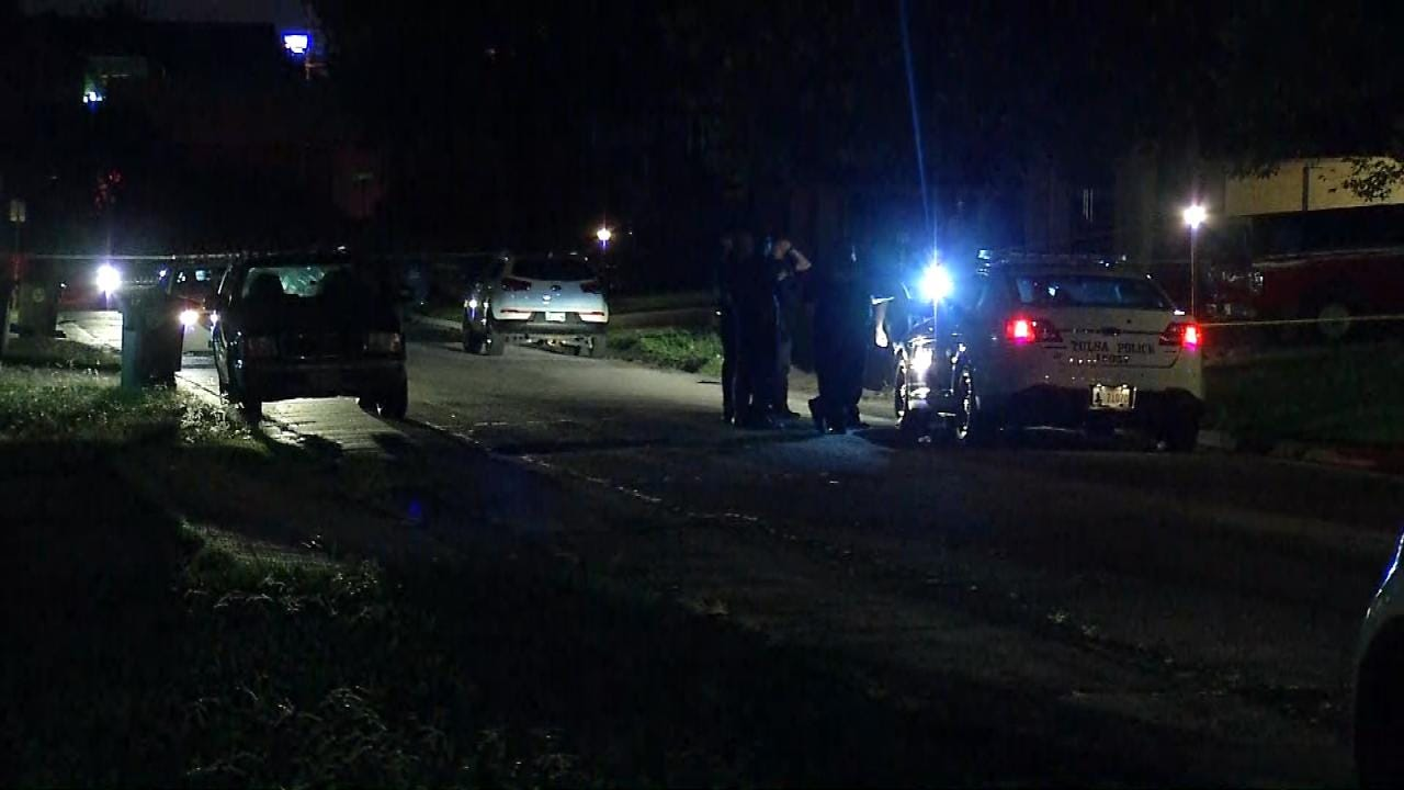Man Arrested In Shooting Death Of Tulsa Teen