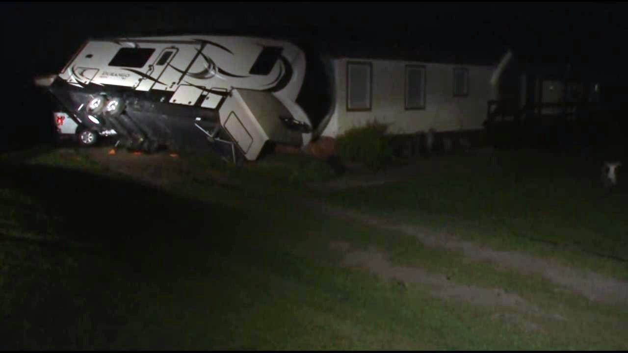 Northeast Oklahoma Storms Roll Through Green Country