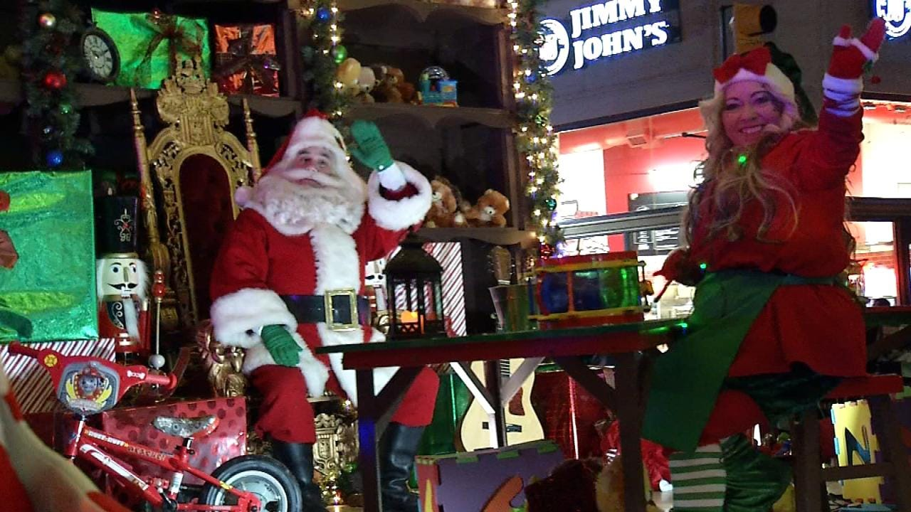 Big Change Announced For 91st Annual Tulsa Christmas Parade