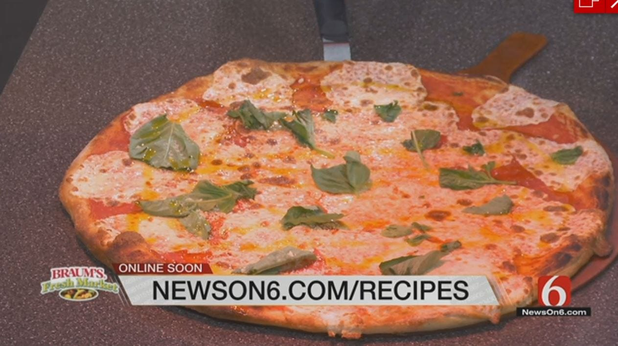 Demarco Of Brooklyn Pizza