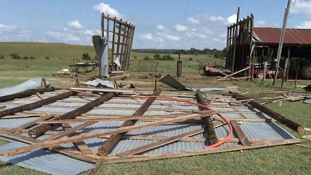 Storms Catch Nowata County Residents Off Guard