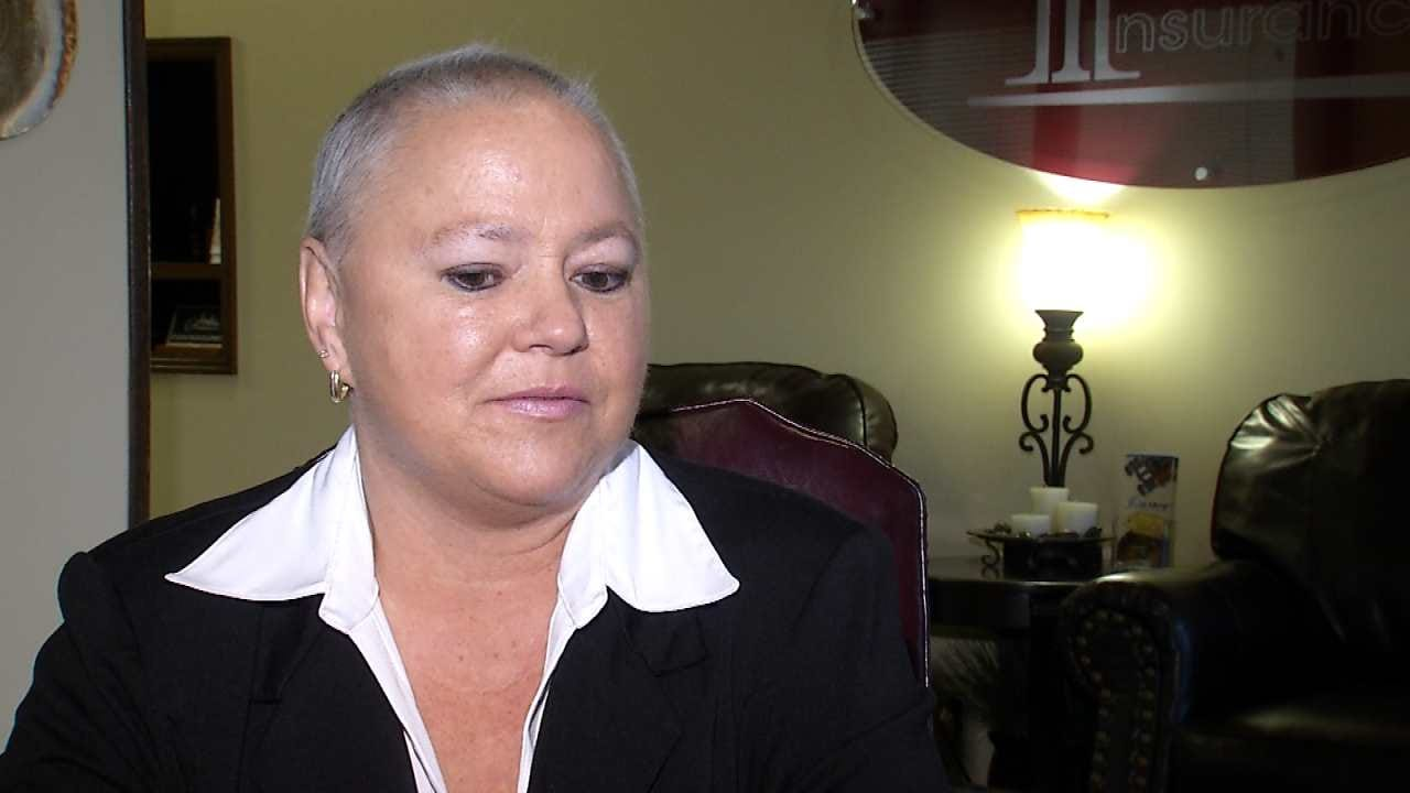 Tulsa Woman Shares Breast Cancer Battle To Give Others Hope