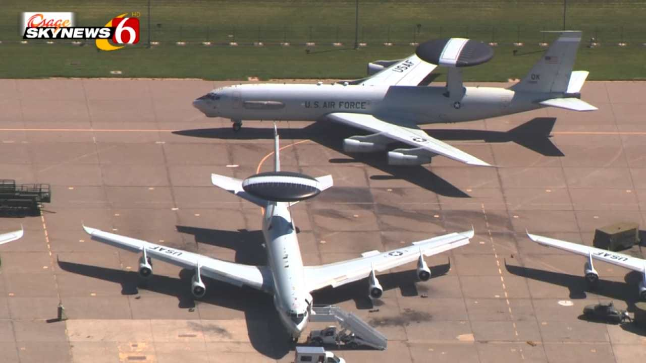 Aviation, Aerospace Industries Booming In Oklahoma, Study Finds
