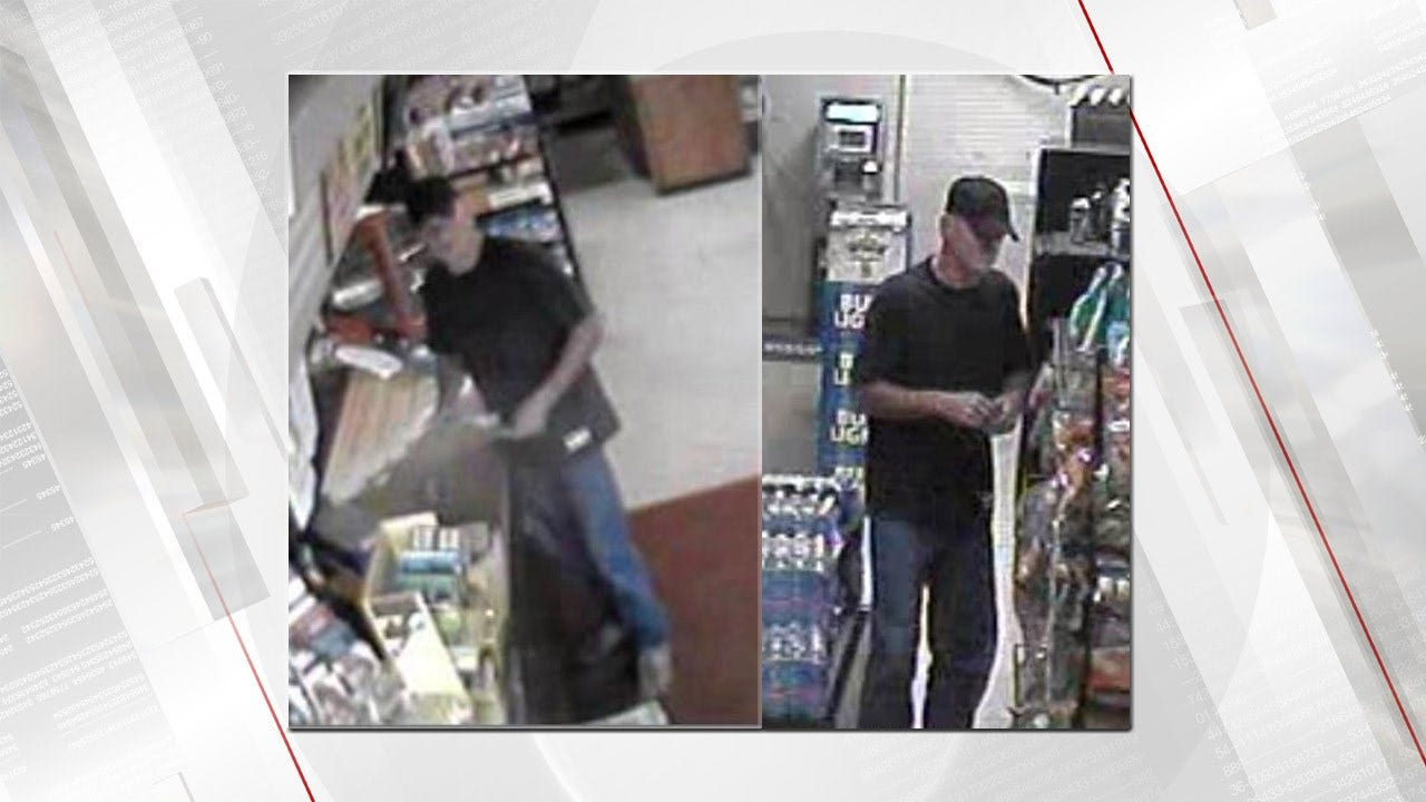 BAPD Searches For Armed Robbery Suspect