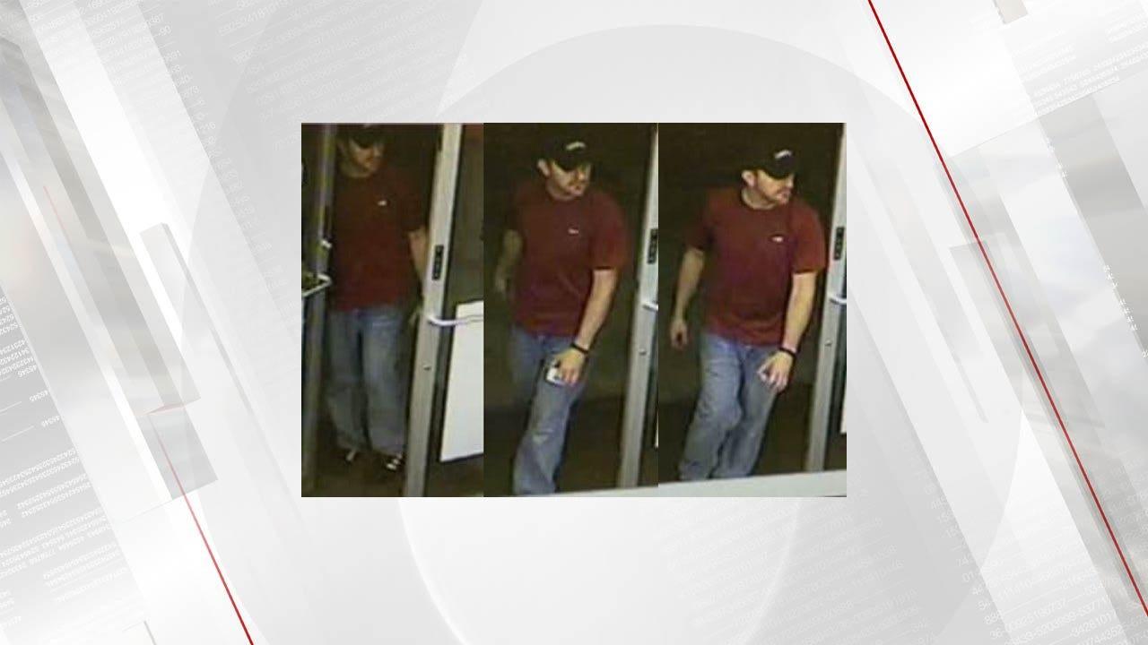 Jenks Police Seek Help Identifying Armed Robbery Suspect