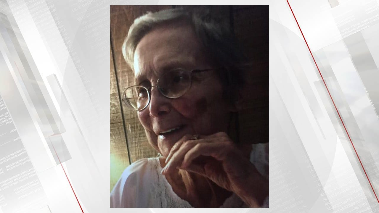 Silver Alert Canceled For Missing Okmulgee Woman