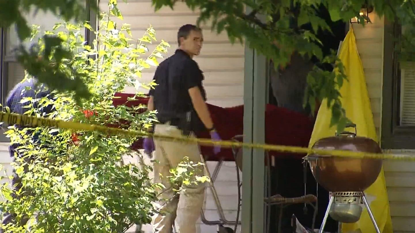 Third Suspect Wanted In Deadly Claremore Home Invasion