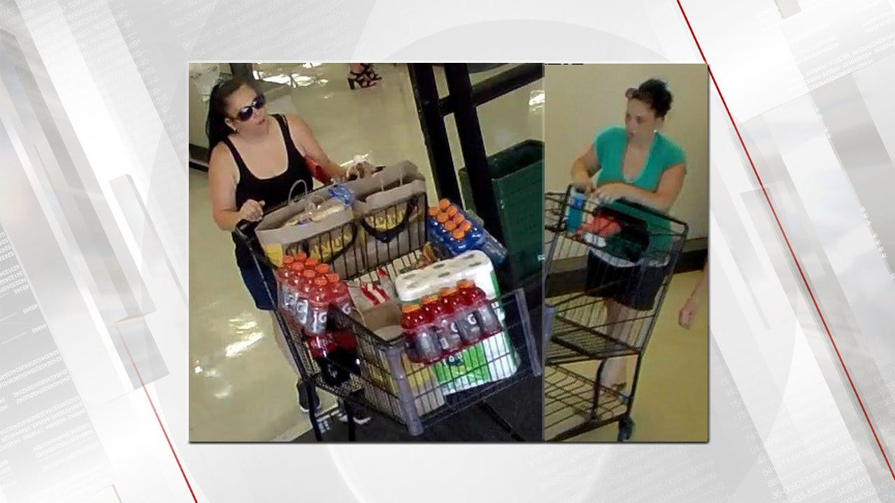 TPD: Woman Sought For Writing Fraudulent Checks