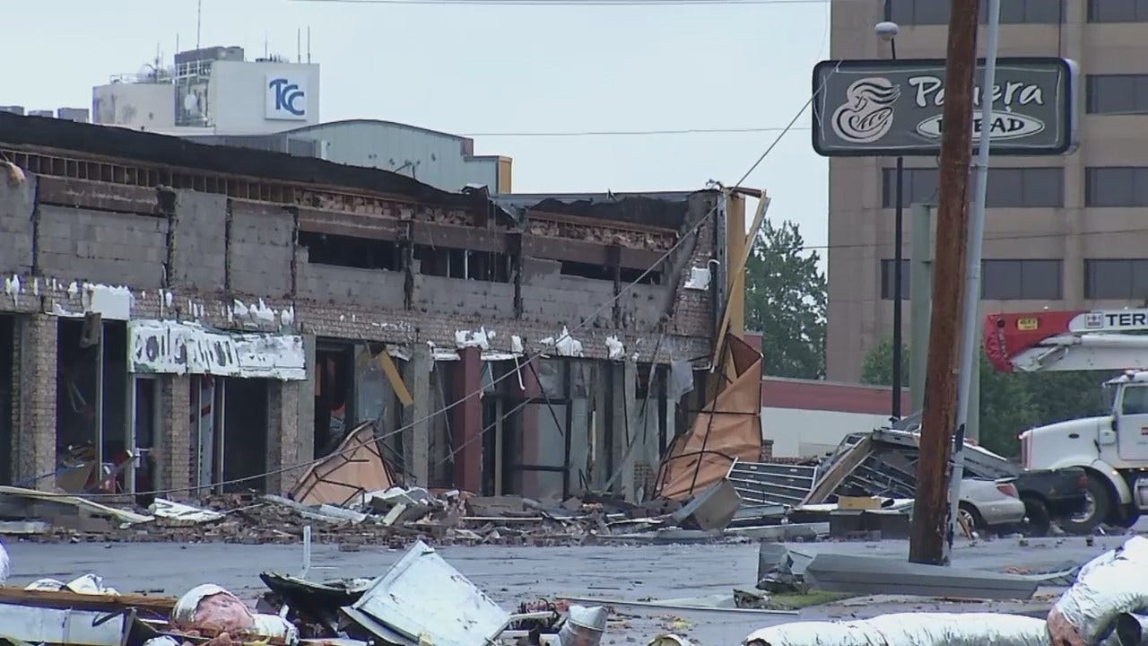 Tulsa Emergency Management Wants To Hear From Businesses Impacted By Tornado