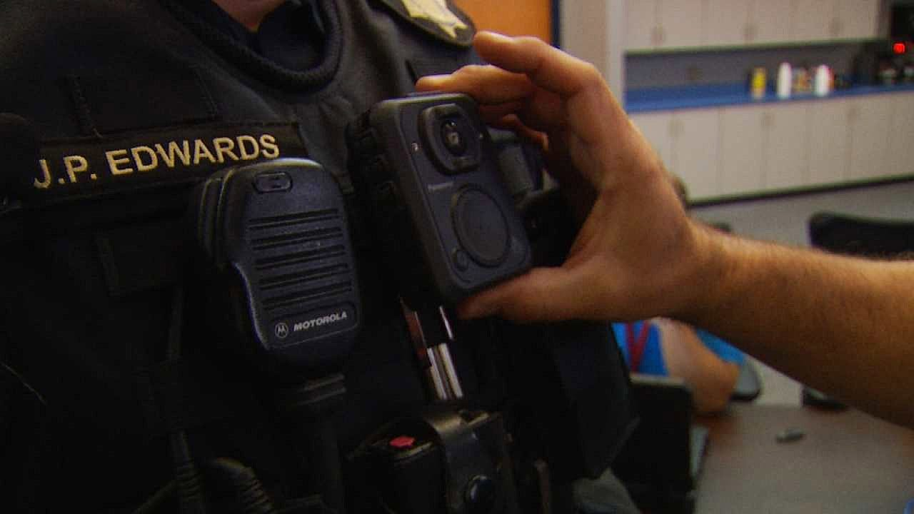 Tulsa Police Officers Begin Training With New Body Cams