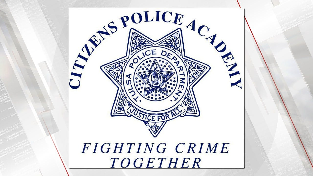Tulsa Police Seek Applicants For Citizens' Police Academy