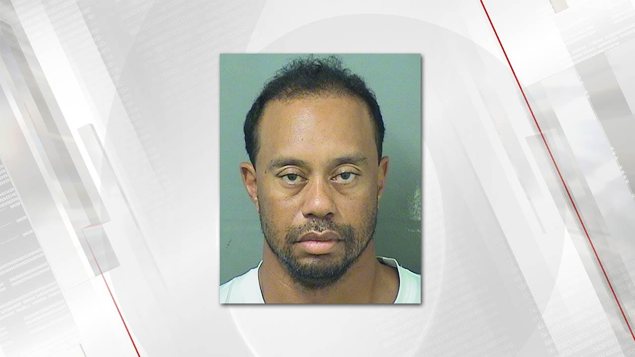 Tiger Woods Had 5 Drugs In System During DUI Arrest, Report Says