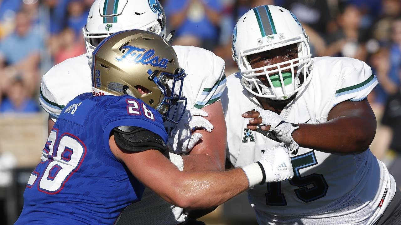 TU Football: Linebacker Preview
