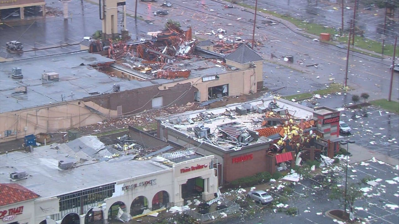 Tulsa Area Small Business Need Extra Help In Wake Of Storm Damage