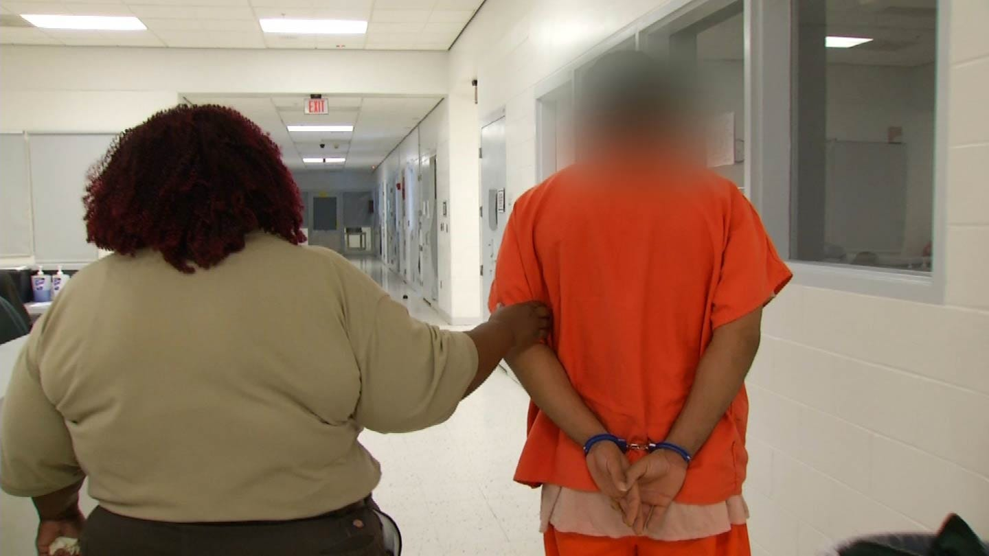 Tulsa Proposing Use Of Okmulgee Jail While New City Jail Is Created