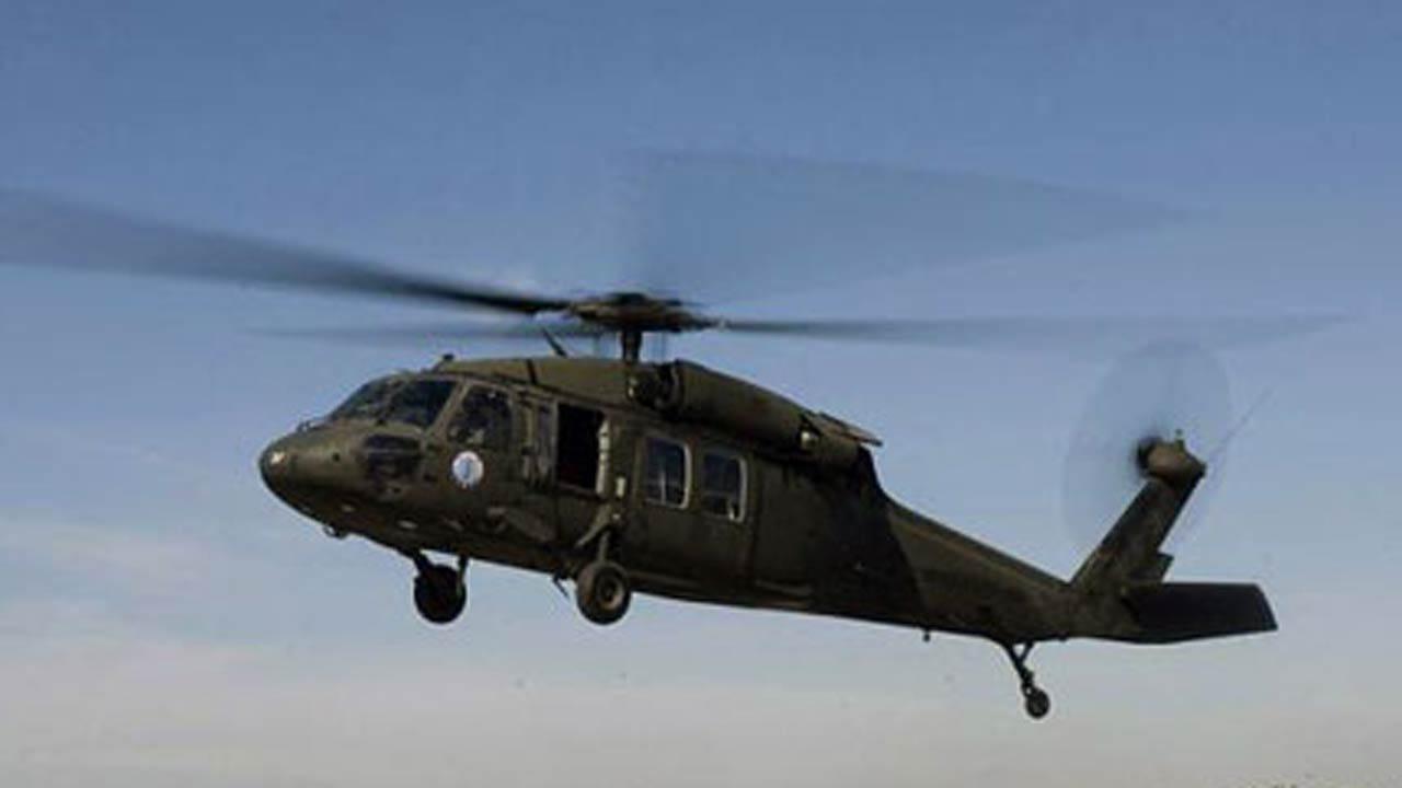 Army, Coast Guard Search For Missing Black Hawk Crew