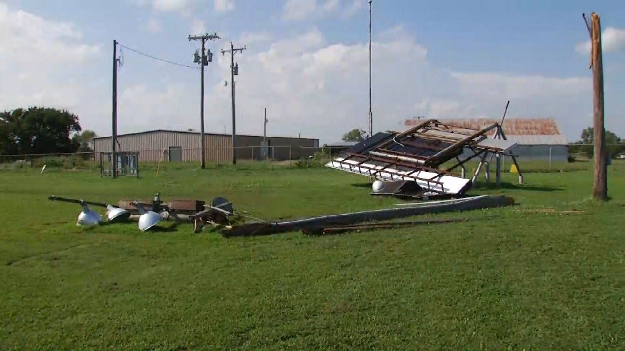 Copan Community Braces For Storms After Already Taking Hit
