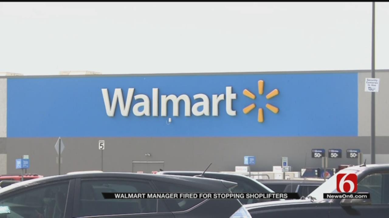 Green Country Walmart Manager Fired After Catching Shoplifters