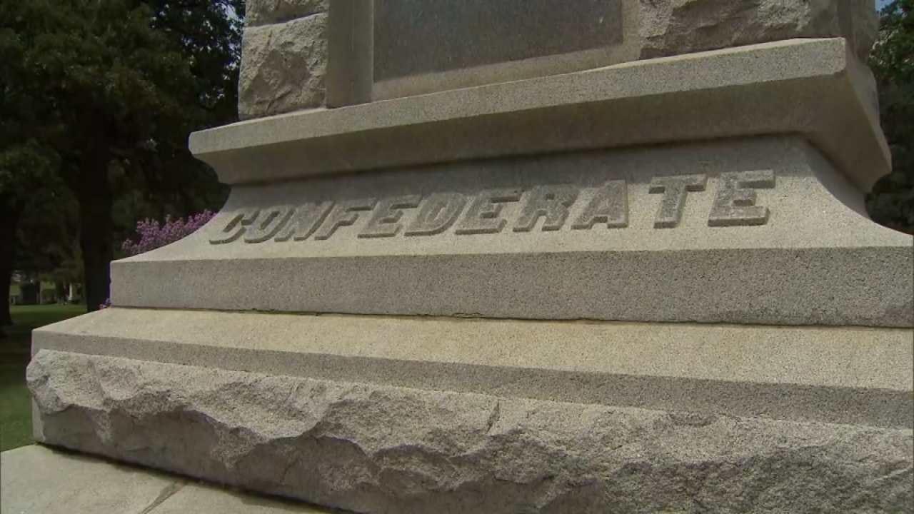 Momentum Building To Remove Confederate Monuments