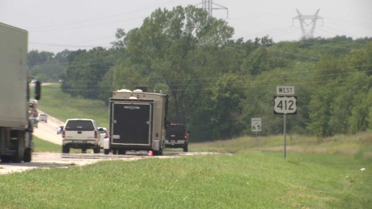 Stranded Woman Robbed After Car Broke Down In Rogers County