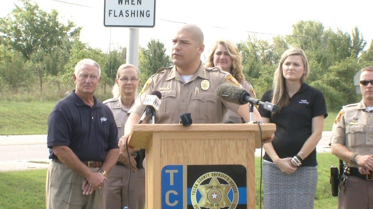 Tulsa Deputies To Amp Up Patrol In School Zones
