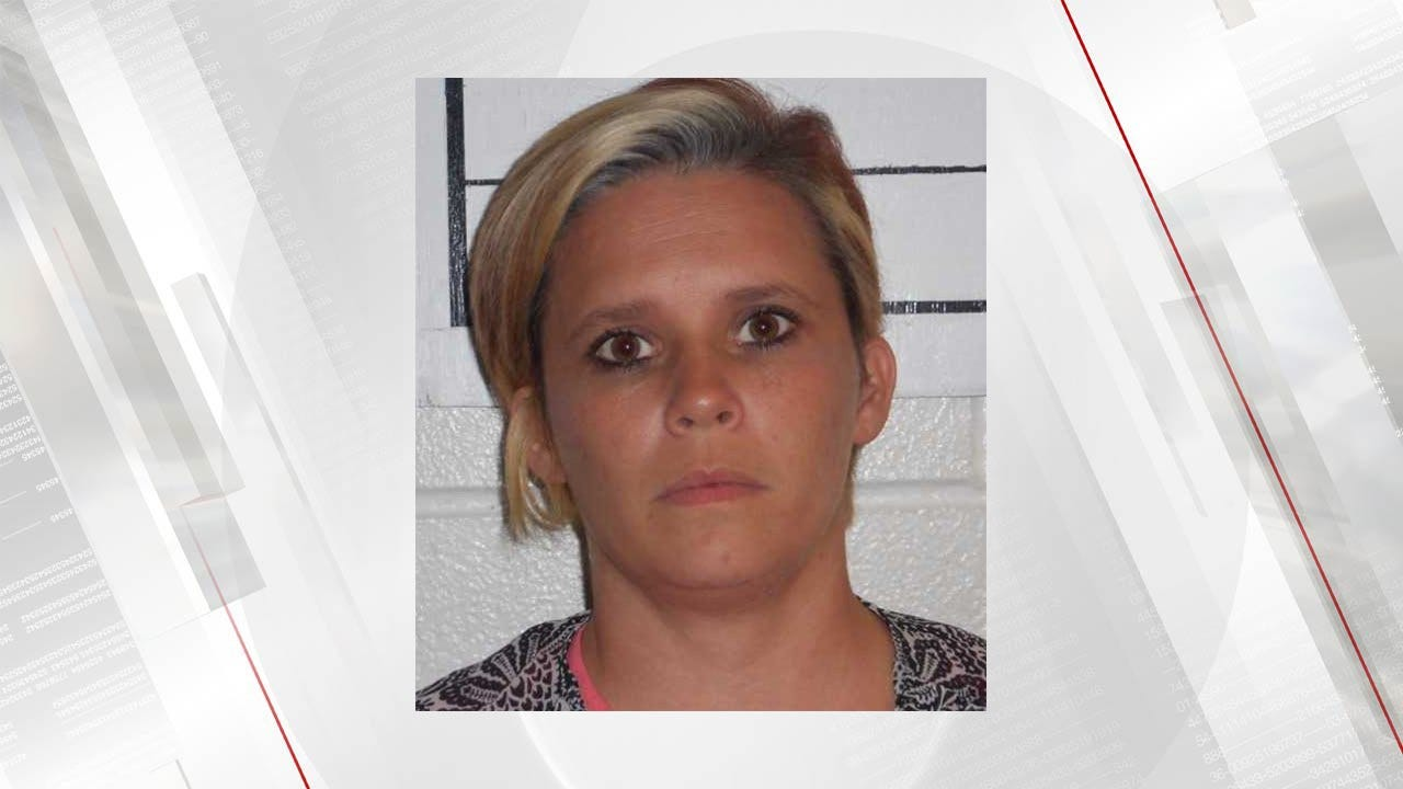 Muskogee County Woman Arrested For 2nd-Degree Rape Of 15-Year-Old