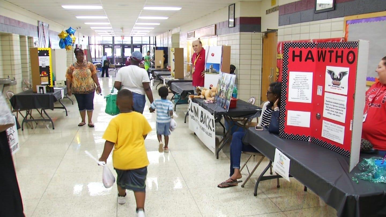 North Tulsa Kicks Off New School Year